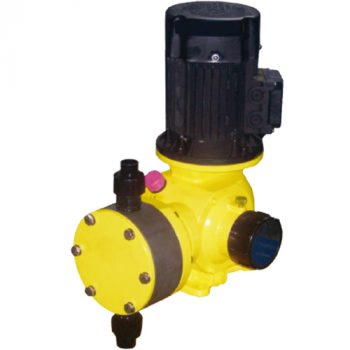 ปั๊มจ่ายสารเคมี/Diaphragm Metering Pump ยี่ห้อ DOSSER รุ่น GMA
